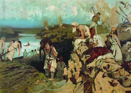 Жизнь восточных славян