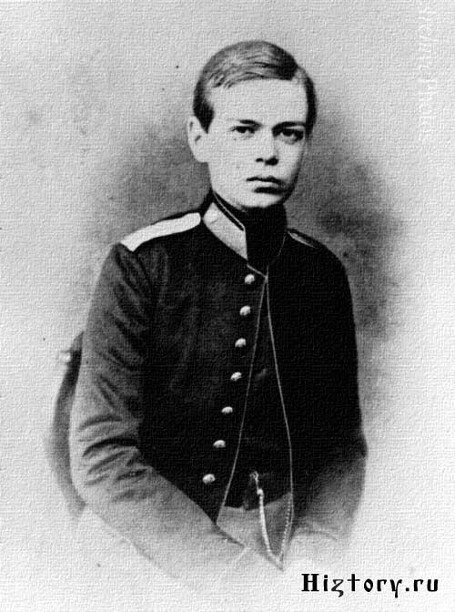 Александр Третий в детстве
