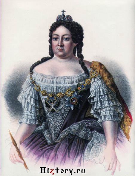 Анна Ивановна