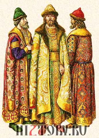 Киевские бояре