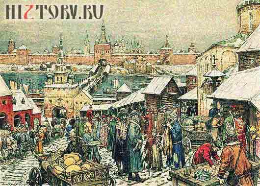 Нижегородский торг