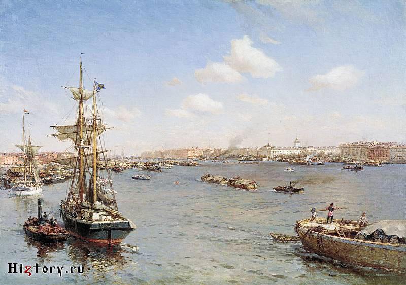 Санкт-Петербург основан Петром I 16 мая 1703 года, как город крепость - Балтийский форпост Российской Империи