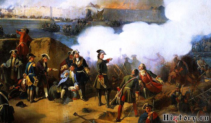 Полтавская битва (Северная война)