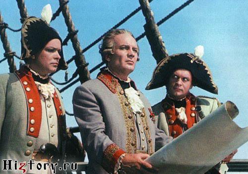 Фильм о том, как адмирал Федор Ушаков создавал Черноморский флот.